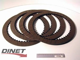 15000411510 - FRICTION DISC 510